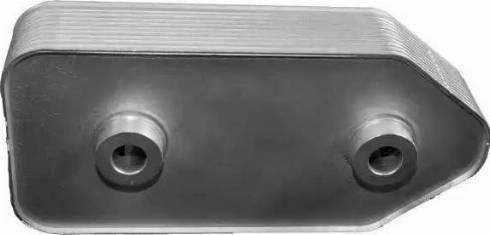 NRF 31186 - Масляный радиатор, автоматическая коробка передач autodif.ru
