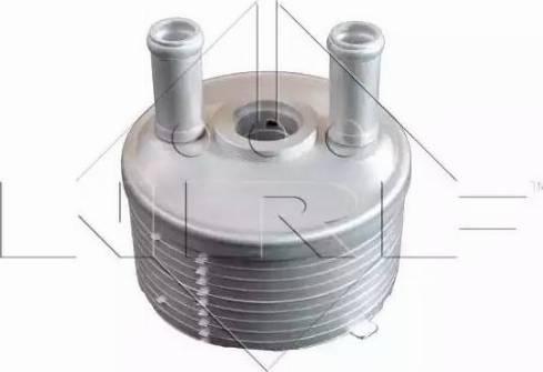 NRF 31214 - Масляный радиатор, автоматическая коробка передач autodif.ru