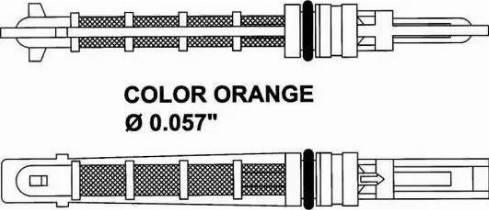 NRF 38449 - Расширительный клапан, кондиционер autodif.ru