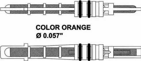 NRF 38209 - Расширительный клапан, кондиционер autodif.ru