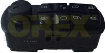 Orex 118075 - Центральное электрооборудование autodif.ru