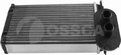 OSSCA 00525 - Теплообменник, отопление салона autodif.ru