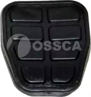 OSSCA 00365 - Педальные накладка, педаль тормоз autodif.ru