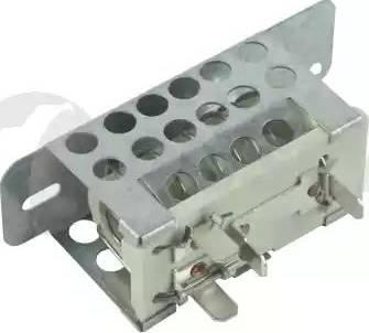 OSSCA 11567 - Сопротивление, вентилятор салона autodif.ru
