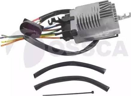 OSSCA 12256 - Блок управления, эл. вентилятор (охлаждение двигателя) autodif.ru