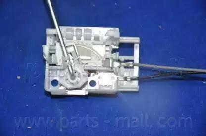 Parts-Mall PDB573 - Датчик, запас топлива autodif.ru
