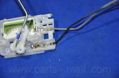 Parts-Mall PDB572 - Датчик, запас топлива autodif.ru