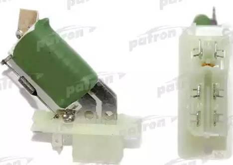 Patron P150046 - Сопротивление, вентилятор салона autodif.ru