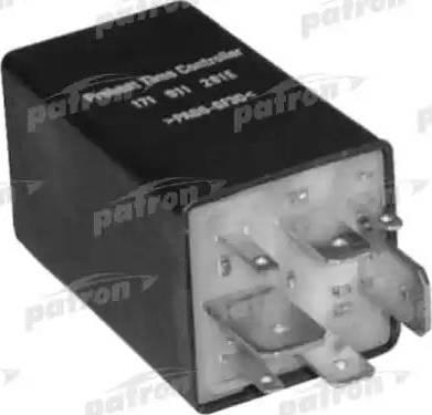 Patron P270003 - Блок управления, время накаливания autodif.ru