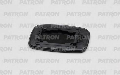 Patron PMG1204G01 - Зеркальное стекло, наружное зеркало autodif.ru