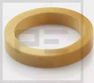 PE Automotive 011.083-00A - Уплотнительное кольцо, подшипник рабочего вала autodif.ru