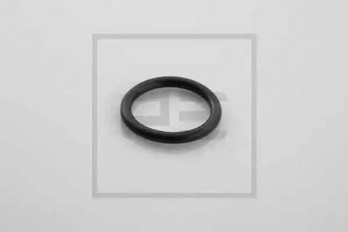 PE Automotive 12601700A - Уплотнительное кольцо, резьбовая пробка маслосливн. отверст. autodif.ru