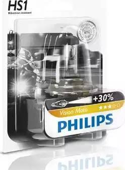 PHILIPS 12636BW - Лампа накаливания, фара дальнего света autodif.ru