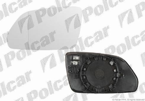 Polcar 6922546M - Наружное зеркало autodif.ru