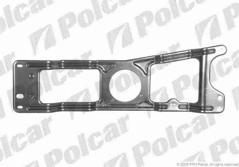 Polcar 600723 - Вентилятор, охлаждение двигателя autodif.ru