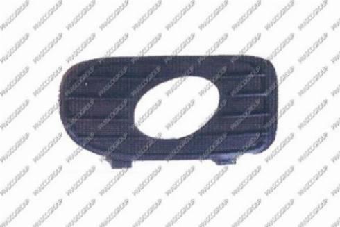 Prasco OP0542133 - Решетка вентилятора, буфер autodif.ru