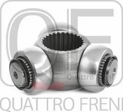 Quattro Freni QF00000096 - Муфта с шипами, приводной вал autodif.ru