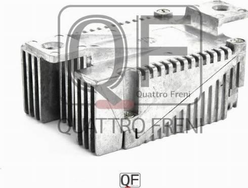 Quattro Freni QF00T01169 - Блок управления, эл. вентилятор (охлаждение двигателя) autodif.ru