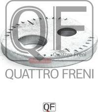 Quattro Freni QF00X00011 - Болт, установка управляемых колес autodif.ru