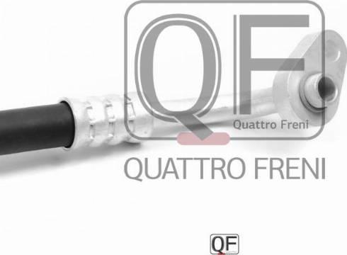 Quattro Freni QF30Q00002 - Трубопровод высокого / низкого давления, кондиционер autodif.ru