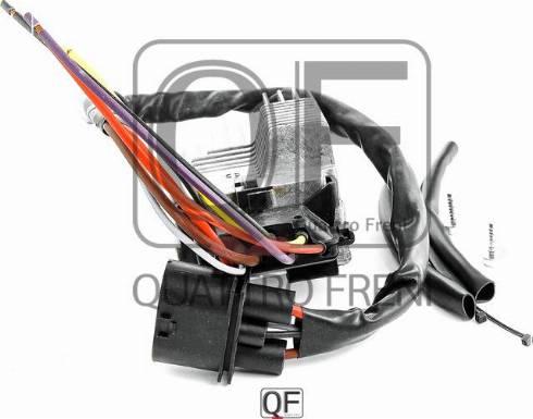 Quattro Freni QF25A00057 - Блок управления, эл. вентилятор (охлаждение двигателя) autodif.ru
