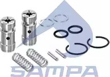 Sampa 096.648 - Ремкомплект, компрессор autodif.ru
