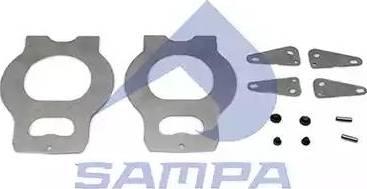 Sampa 096.650 - Ремкомплект, компрессор autodif.ru