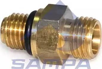 Sampa 093.166 - Обратный клапан autodif.ru