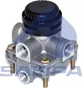 Sampa 093.203 - Ускорительный клапан autodif.ru