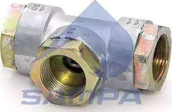 Sampa 093.202 - Обратный клапан autodif.ru