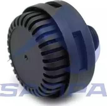 Sampa 092.334 - Глушитель шума, пневматическая система autodif.ru