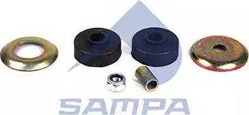 Sampa 040.505 - Монтажный комплект, амортизатор autodif.ru