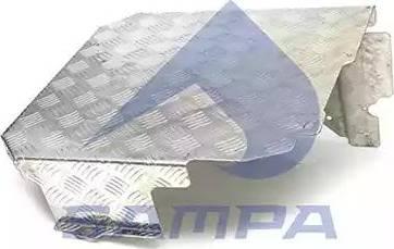 Sampa 041.250 - Теплозащитный экран autodif.ru