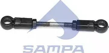 Sampa 042.308 - Шаровой подпятник, тяга - клапан воздушной пружины autodif.ru