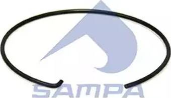 Sampa 085079 - Стопорное кольцо, шкворень поворотного кулака autodif.ru