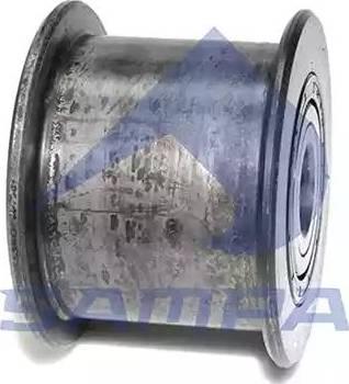 Sampa 031.434 - Ролик рычага, подъемная ось autodif.ru