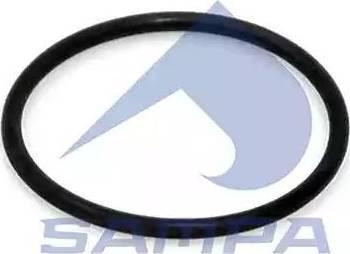Sampa 115559 - Уплотнительное кольцо, резьбовая пробка маслосливн. отверст. autodif.ru