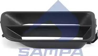 Sampa 18100425 - Облицовка, бампер autodif.ru