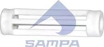 Sampa 200.255 - Дистанционная труба, отбойник пружины autodif.ru