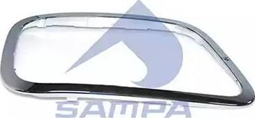 Sampa 201124 - Рамка, основная фара autodif.ru