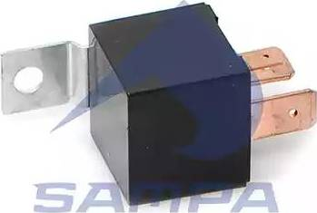 Sampa 202070 - Реле, ближнний свет autodif.ru
