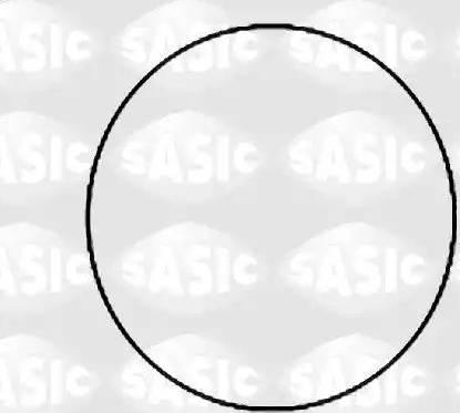 Sasic 1120780 - Комплект прокладок, гильза цилиндра autodif.ru