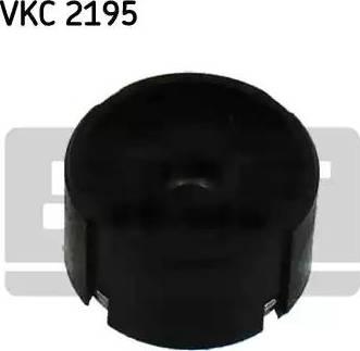 SKF VKC 2195 - Выжимной подшипник autodif.ru