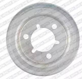 SNR DPF35931 - Ременный шкив, коленчатый вал autodif.ru