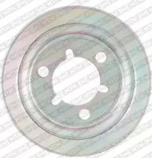 SNR DPF359.29 - Ременный шкив, коленчатый вал autodif.ru