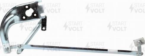 StartVOLT VWA0101 - Система тяг и рычагов привода стеклоочистителя autodif.ru