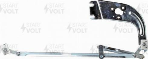 StartVOLT VWA0121 - Система тяг и рычагов привода стеклоочистителя autodif.ru
