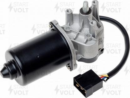 StartVOLT VWF0110 - Двигатель стеклоочистителя autodif.ru