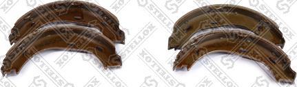 Stellox 069101SX - Комплект тормозных колодок autodif.ru