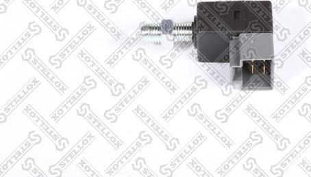 Stellox 0612558SX - Выключатель фонаря сигнала торможения autodif.ru